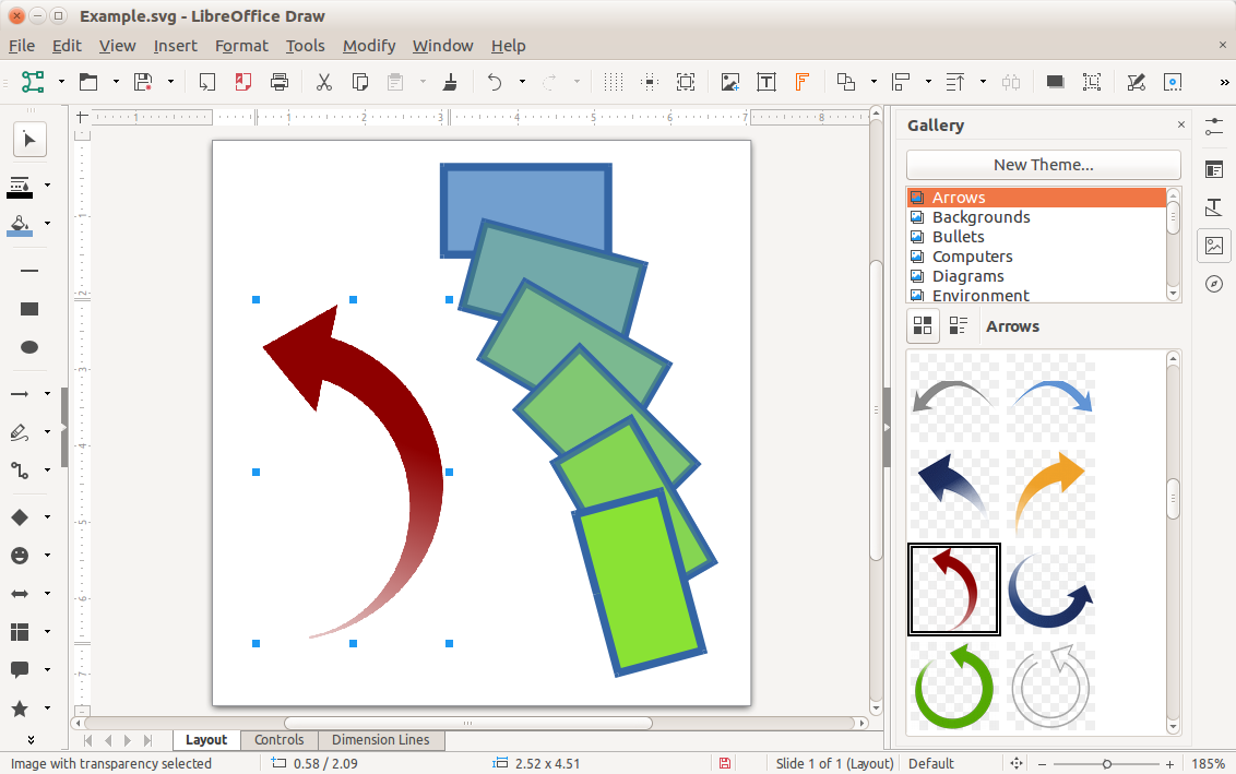 Screenshots Libreoffice Free Office Suite Fun Project