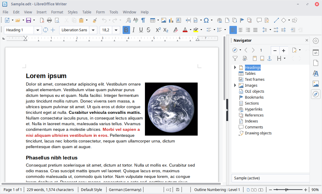 LibreOffice RC 7.1.0 RC1 full
