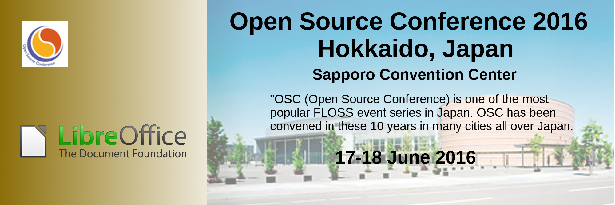 06 17 18Jun2016 OpenSourceConferenceSapporo EN