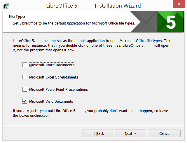 Windows | LibreOffice - Free Office Suite - Fun Project