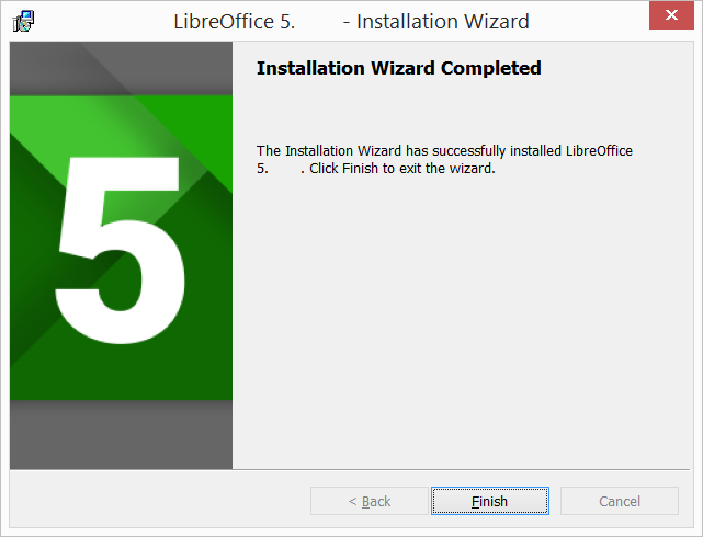 Windows   LibreOffice - Free Office Suite - Fun Project ...