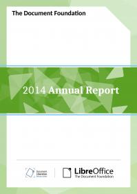 Download the 2014 Foundation's report