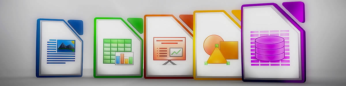 """Libre Office 5.1:  The Free and Open Source Office Productivity Suite"" icon"